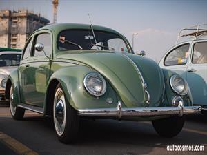 Festeja el día internacional del VW Escarabajo