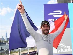 Jean-Éric Vergne gana la Fórmula E 2018