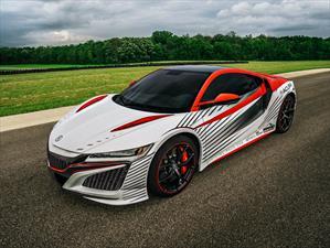 Honda NSX fue el Pace Car del Pikes Peak en 2015
