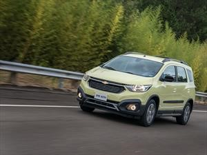 Así es el nuevo Chevrolet Spin Activ