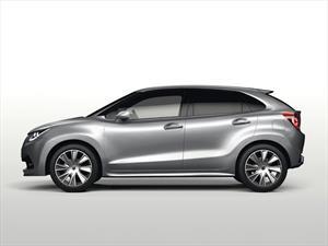 Suzuki iK-2 Hachback Concept debuta