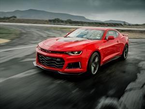 Chevrolet Camaro ZL1 2018: Prueba de manejo