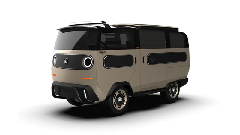 eBussy, siguen las reinterpretaciones de la Volkswagen Combi