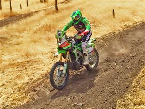 Equipo CIDEF Kawasaki dice presente en el Rally Dakar