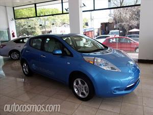 El Nissan Leaf es el primer auto 100% eléctrico homologado en Argentina