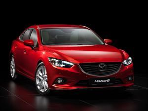 Mazda6 Takeri debuta en el Salón del Automóvil de Bogotá