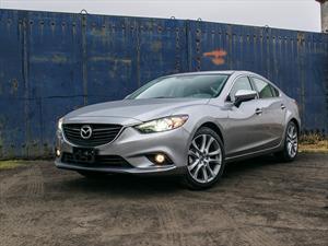 Mazda6 2014 a prueba en México
