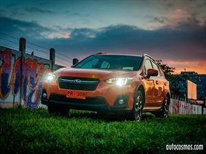 Probando el Subaru XV 2018