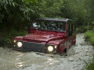 Land Rover dejaría de producir la Defender en 2015