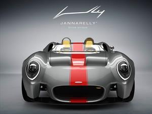 Jannarelly Design-1, un nuevo deportivo de Dubái