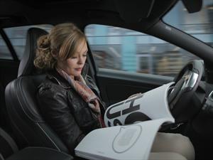 Volvo tendrá autos autónomos en Suecia para 2017