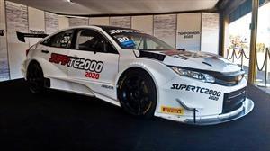 El Súper TC2000 argentino estrenará auto para 2020