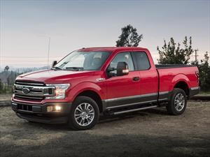 Ford F-150 Diesel 2018 es el pickup full-size que menos combustible consume