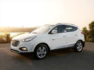 Hyundai Tucson Fuel Cell acumula casi 500,000 millas en su primer año