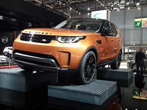Land Rover Discovery 2017 debuta