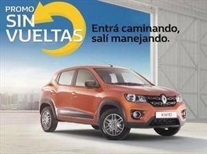 Sin Vueltas, conocé la nueva promoción de Renault