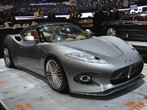 Spyker B6 Venator Concept, el siguiente paso para la marca