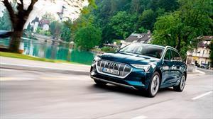 Audi prueba las capacidades del e-tron cruzando 10 países en 24 horas