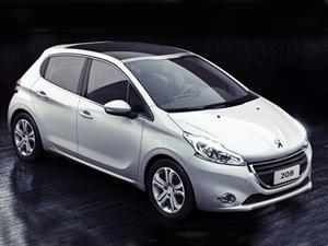 Peugeot 208 made in Brasil se presenta en Sao Paulo 2012