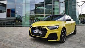 Probando el Audi A1 2020 en Alemania