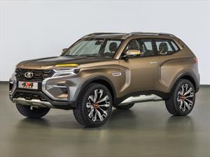 Lada 4x4 Vision Concept llega con un nuevo estilo ruso