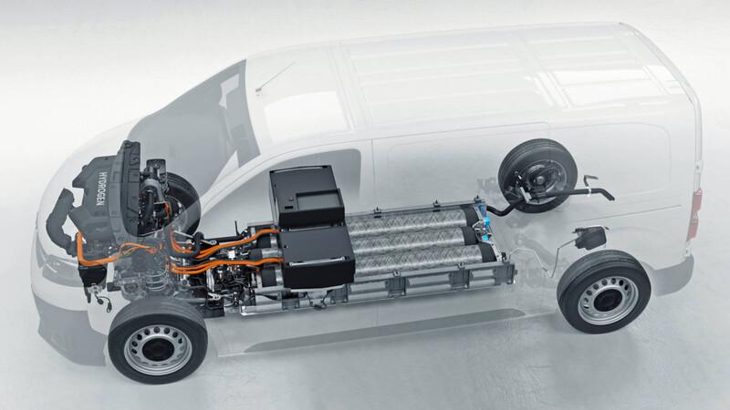 Opel inicia la era del hidrógeno en Stellantis