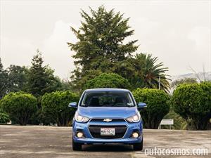 Chevrolet Spark 2016 llega a México desde $159,900 pesos