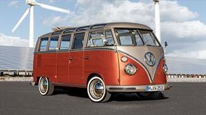 Volkswagen e-Bulli, una Combi clásica pero 100% eléctrica