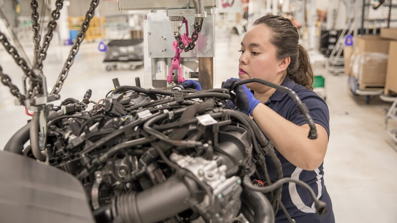 Cuál es la planta de automóviles más grande en México