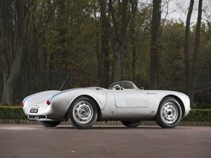 Sale a subasta un Porsche 550 RS Spyder 1956