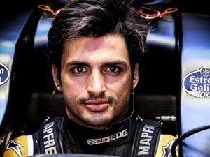 Carlos Sainz Jr sustituye a Fernando Alonso en McLaren