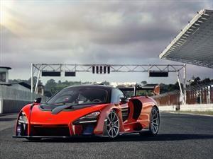 10 cosas que hacen del McLaren Senna un verdadero ícono