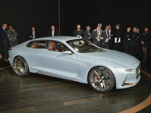 Genesis New York Concept, mirando al futuro deportivo lujoso coreano