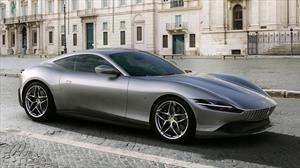 Ferrari Roma, la belleza más accesible