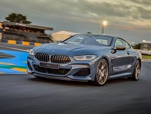 BMW señaló que su Serie 8 será muy versátil