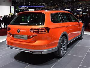 Volkswagen Passat Alltrack, listo para el off road