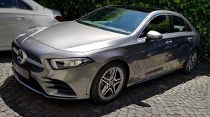 Mercedes-Benz Clase A sedán se lanza en Argentina