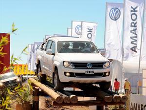 Volkswagen lleva sus gigantes a Expoagro 2015