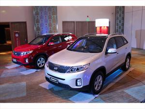 Nuevo Kia Sorento 2013 inicia venta en Chile