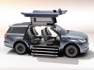 Lincoln Navigator Concept, renovación total