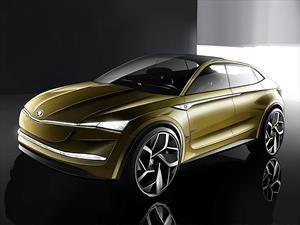 Skoda presenta su concept eléctrico en Shánghai