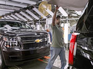 Se producen 10 millones de Chevrolet Suburban