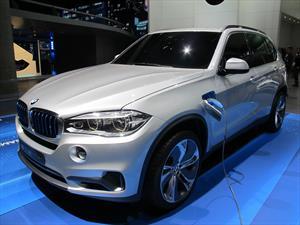 BMW X5 eDrive Concept se presenta