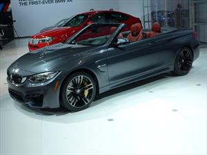 BMW M4 Convertible en Nueva York