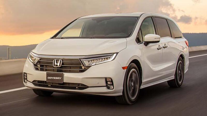Honda Odyssey 2021 llega a México con mejoras en conectividad