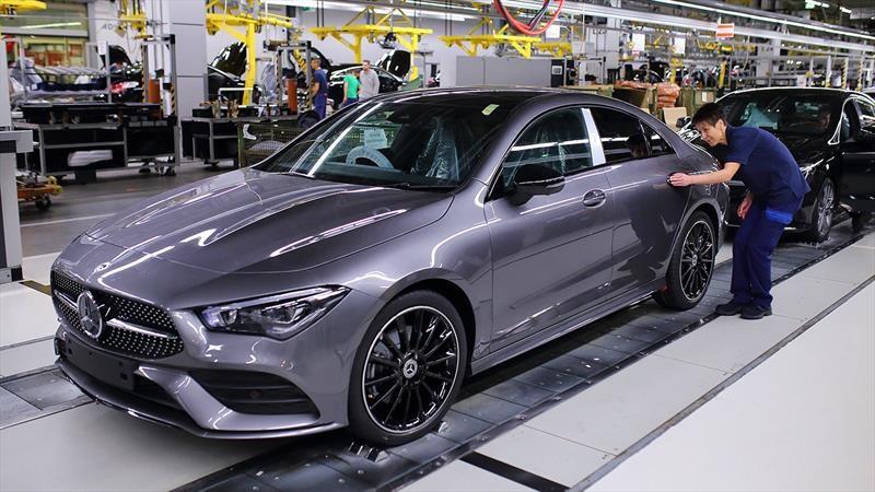 Europa fabrica 2 millones de autos menos por causa del Coronavirus