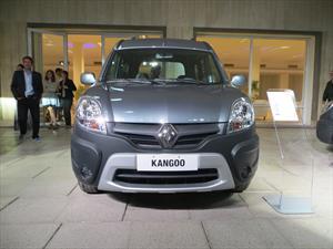 Renault Kangoo presenta novedades. Info. y precios