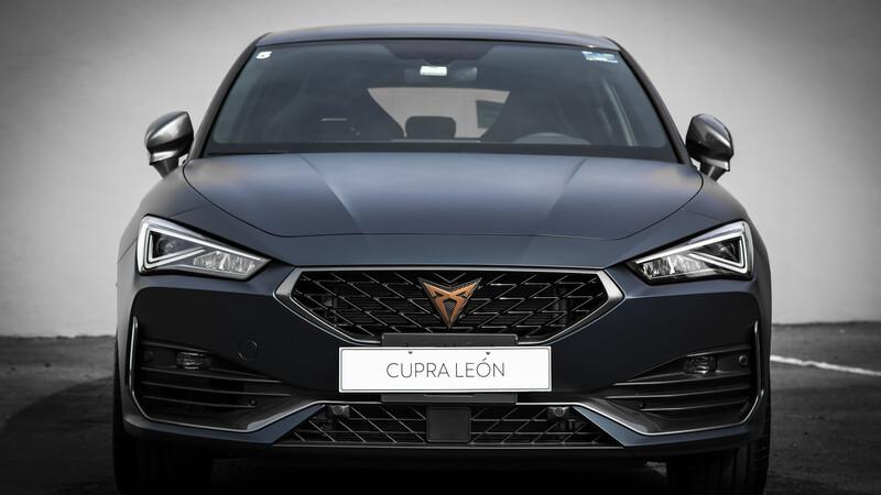 Primer contacto con el CUPRA León 2021