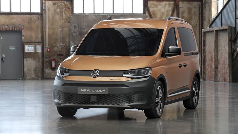 Volkswagen Caddy PanAmericana 2022, funcionalidad lista para la aventura