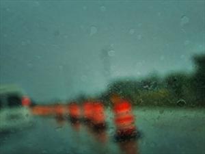 Regresan las lluvias: Incremente precauciones en la vía